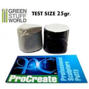 ProCreate Modelliermasse 25 gr - TEST groß