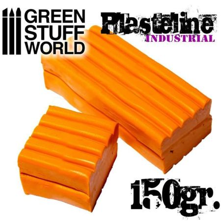 Orange Plastilin 150 gr.