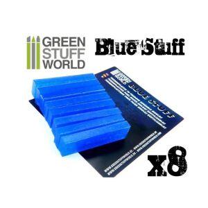 Blue Stuff Sofort Abformmasse - 8 Streifen