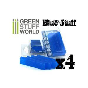 Blue Stuff Sofort Abformmasse - 4 Streifen