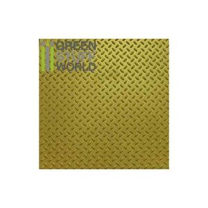 ABS Plasticard - DIAMOND Textured Sheet - A4