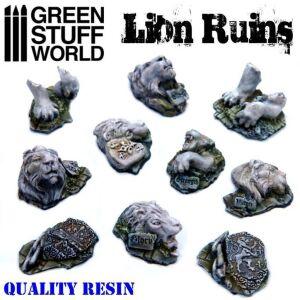 Löwen Ruinen