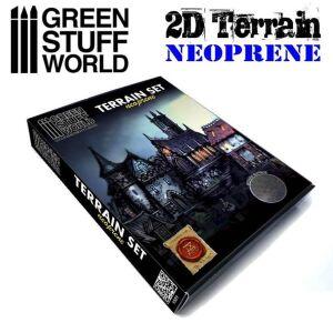Neopren Gelände Set 2D - 22 Stücke