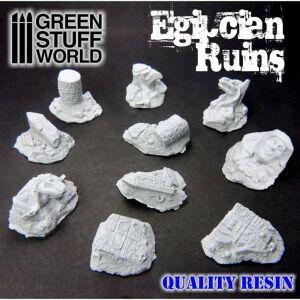 Ägyptische Ruinen