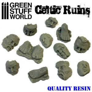 Keltische Ruinen