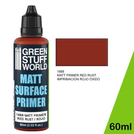 Matt Rot Grundierung 60ml