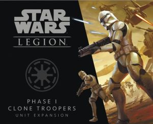 Star Wars Legion Klontruppen der Phase 1
