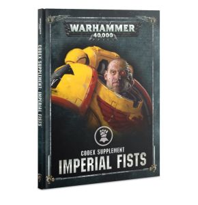 Codex Imperial Fists engl.