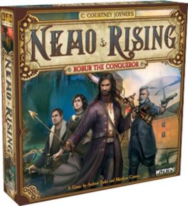 Nemo Rising: Robur the Conqueror