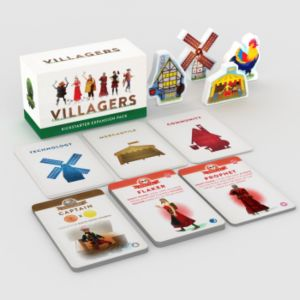 Villagers Kickstarter Expansion engl.