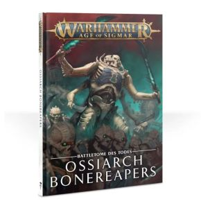 Battletome Ossiarch Bonereapers Deu