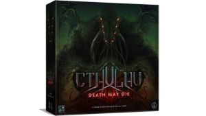 Cthulhu: Death May Die engl.