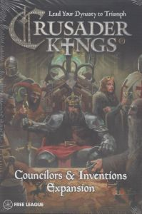Crusader Kings - Councilors & Inventions