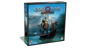 God of War: The Card Game engl.