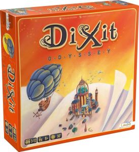Dixit - Odyssey engl.