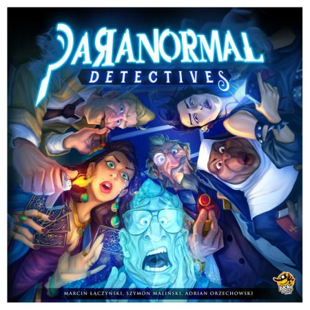 Paranormal Detectives engl.
