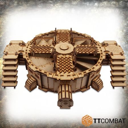 Sector 4 Mega Turbine