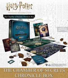 The Chamber of Secrets engl.