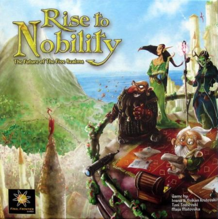 Rise to Nobility engl.