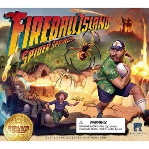 Fireball Island - Spider Springs