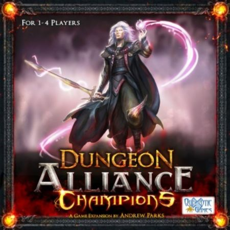 Dungeon Alliance - Champions engl.