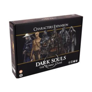 Dark Souls: The Board Game - Charakter Erweiterung