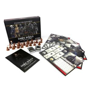 Dark Souls: The Board Game - Charakter Erweiterung