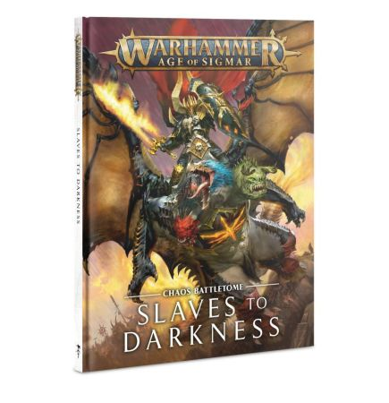 Battletome Slaves to Darkness engl