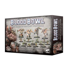 Blood Bowl Fire Mountain Gut Busters