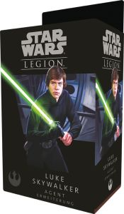 Star Wars Legion Luke Skywalker