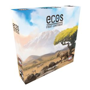 Ecos: The First Continent engl.