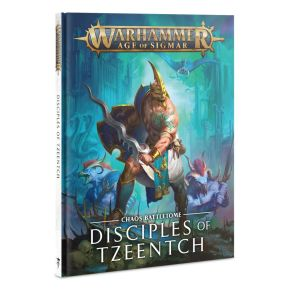 Battletome Disciples of Tzeentch dt.