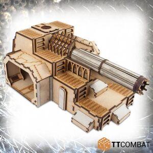 Mecharium Decimator Cannon