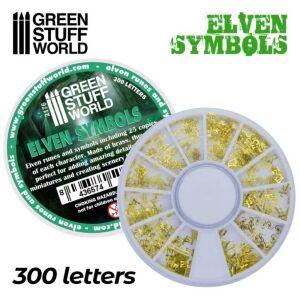Elben Runen und Symbole