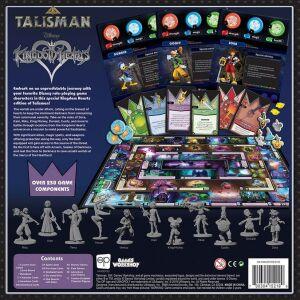 Disney Kingdom Hearts Talisman engl.
