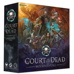 Court of the Dead: Mourners Call engl.