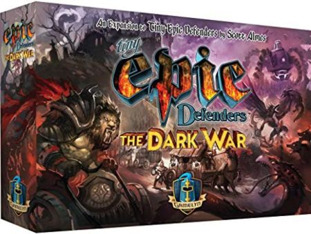 Tiny Epic Defenders: The Dark War engl.