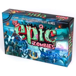 Tiny Epic Zombies engl.