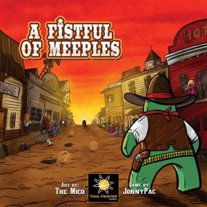 A Fistful of Meeples engl.
