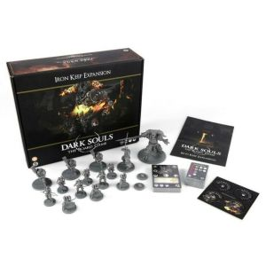 Dark Souls: The Board Game - Iron Keep Expansion engl.