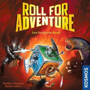 Roll for Adventure engl.