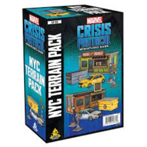 Crisis Protocol: NYC Terrain Expansion engl.