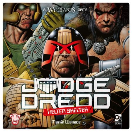 Judge Dredd: Helter Skelter engl.