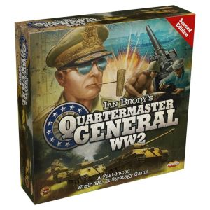 Quartermaster General WW2 2nd Edition engl.