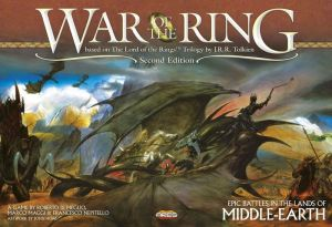 War of the Ring 2nd Edition engl.