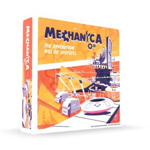 Mechanica engl.
