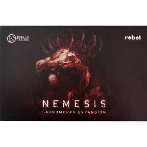 Nemesis - Carnomorphs engl.