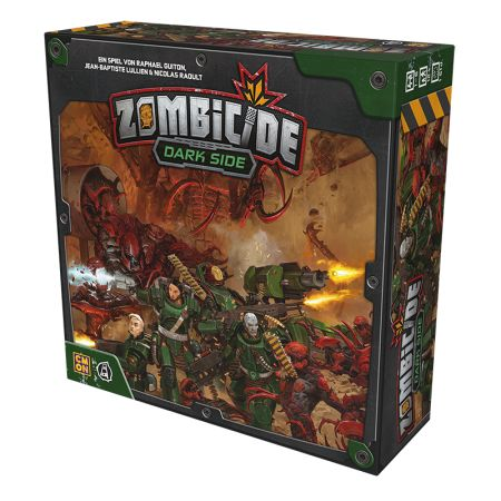 Zombicide: Invader: Dark Side