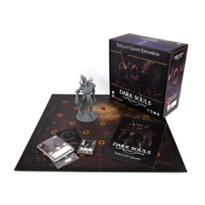 Dark Souls: The Board Game - The Last Giant engl.