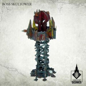 Boss Skulltower
